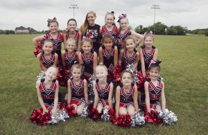 Homepage Cheer Pic - Full Team