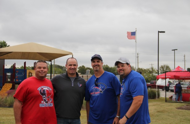 Photo with Bill Obrien